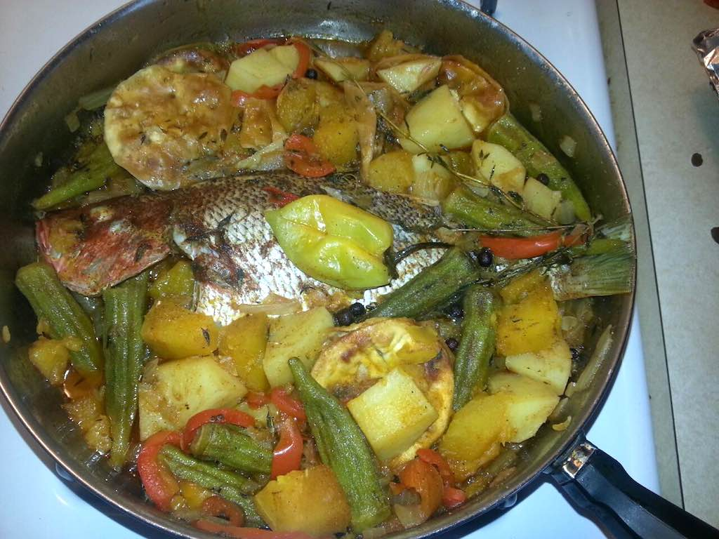 Jamaican steam fish for How to steam fish